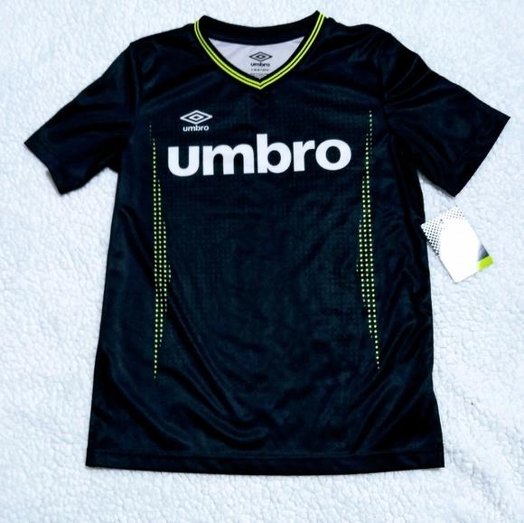 f0600507674 Umbro Shirts & Tops | New Boys Soccer Top Large | Poshmark